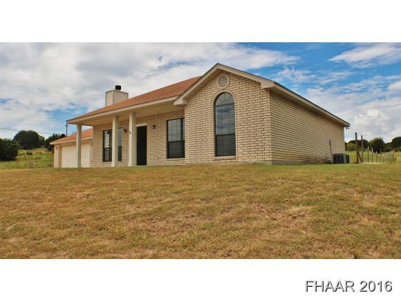 237 County Road 3368, Kempner, TX 76539