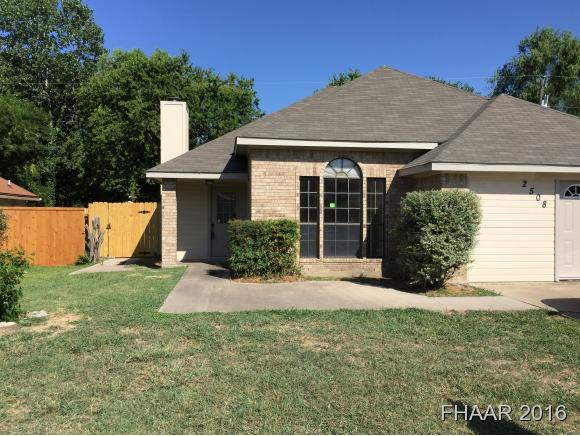Photo of 2508 Willow Springs Road  Killeen  TX