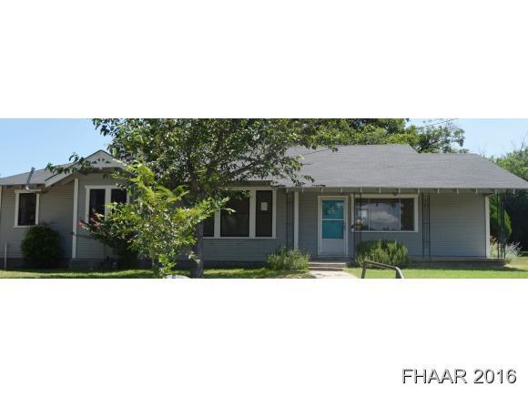 1301 Taylor St, Lampasas, TX 76550