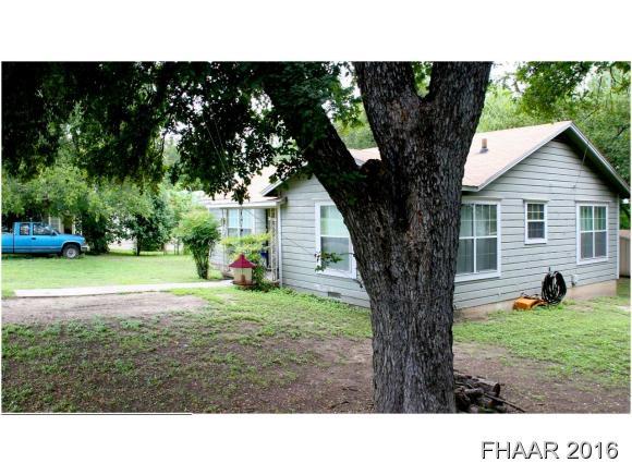809 Georgetown Rd, Lampasas, TX 76550