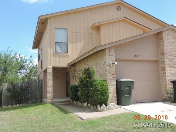 Photo of 1306 Westway Drive  Killeen  TX