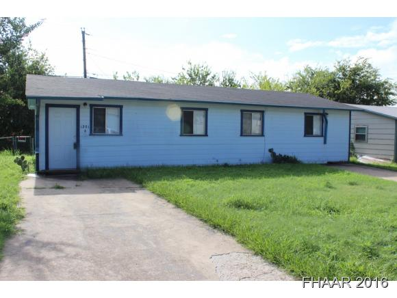 Photo of 1201 S 3rd Street  Copperas Cove  TX