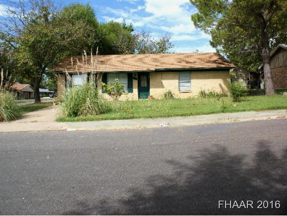 Photo of 3401 Jewell Dr  Gatesville  TX