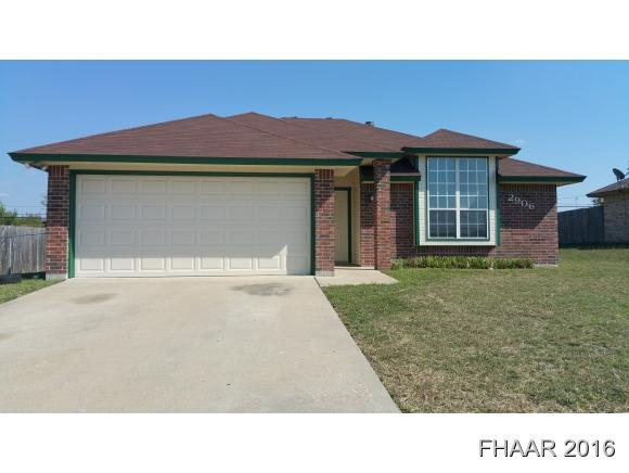 Photo of 2906 Southhill Drive  Killeen  TX