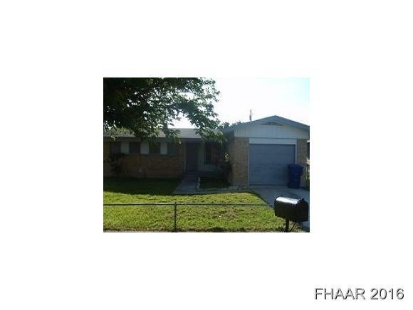609 N 17th St, Copperas Cove, TX 76522
