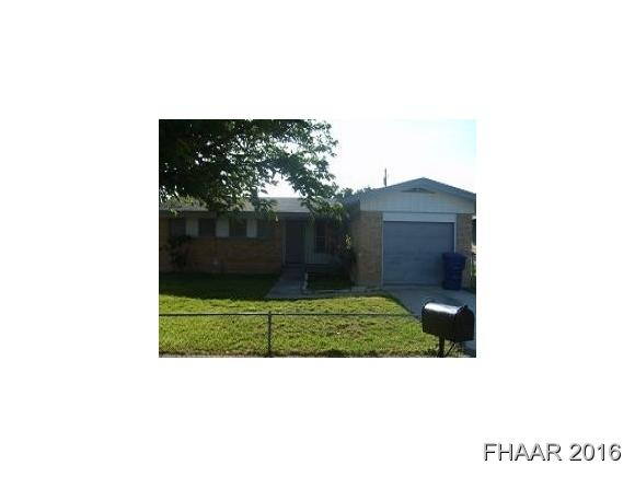 Photo of 609 N 17TH Street  Copperas Cove  TX