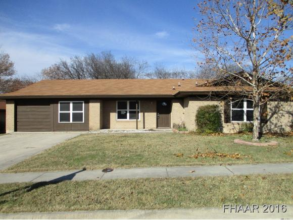 931 Willowbrook St, Copperas Cove, TX 76522