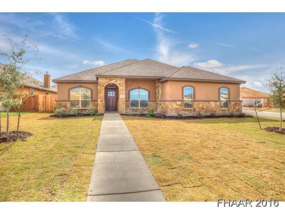 124 Katie Hill Path, Jarrell, TX 76537