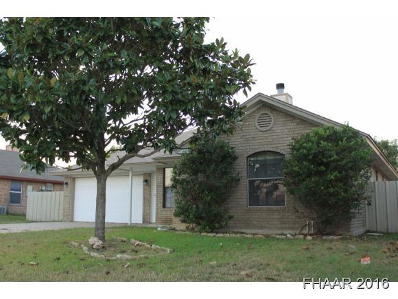 3803 Riverrock Dr, Killeen, TX 76549