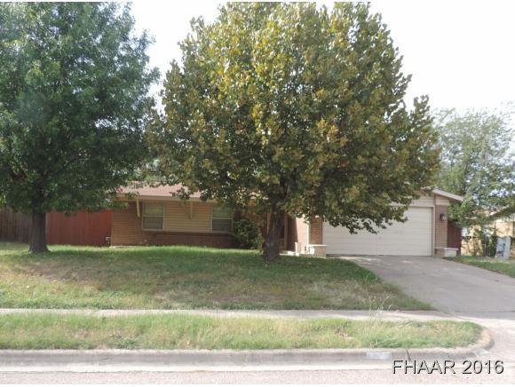 1203 Bonnie Dr, Killeen, TX 76549