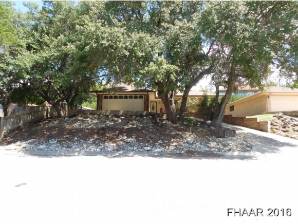 1609 Cedar Oaks Ln, Harker Heights, TX 76548
