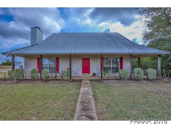 396 Lusk Creek Rd, Eddy, TX 76524