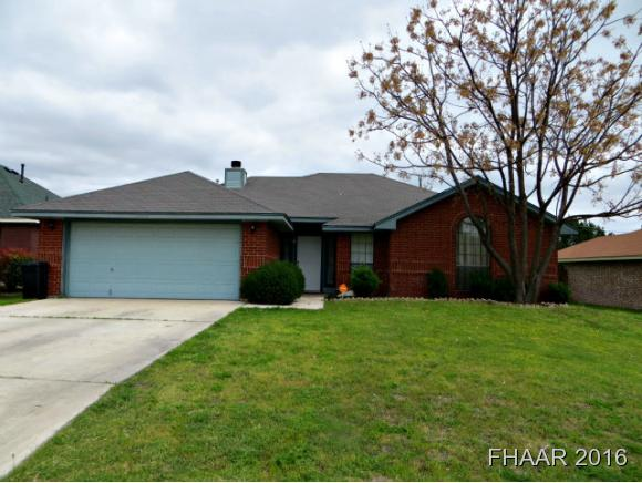 Photo of 1007 Chablis Drive  Harker Heights  TX