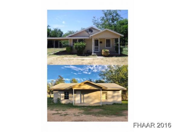Photo of 2220 Bridge Street  Gatesville  TX