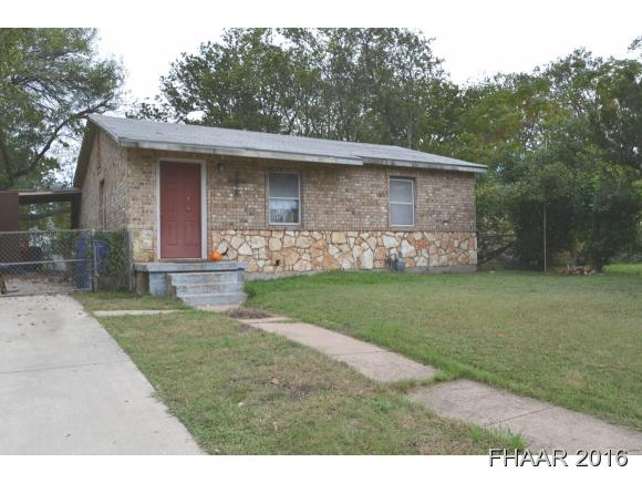 Photo of 817 Little Street  Copperas Cove  TX