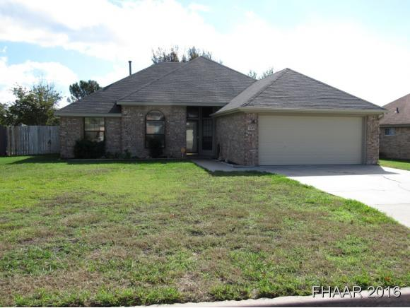 Photo of 1107 Chablis Drive  Harker Heights  TX