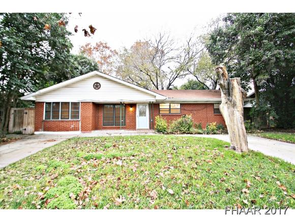 Photo of 1614 Harley Drive  Harker Heights  TX