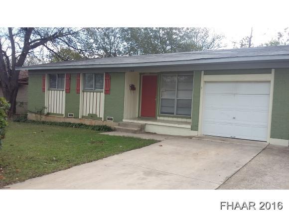 Photo of 1206 West Lane  Killeen  TX