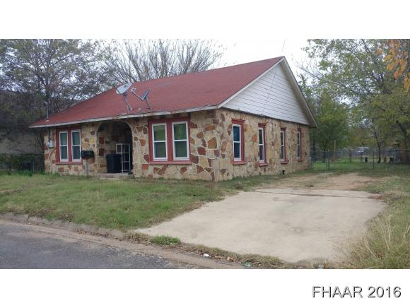 Photo of 1413 Pidcoke Street  Gatesville  TX