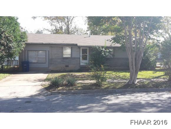 Photo of 809 S 13th Street  Copperas Cove  TX
