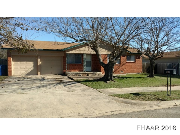 Photo of 2402 Mountain Avenue  Copperas Cove  TX