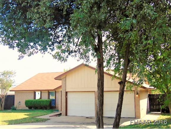 Photo of 1512 Cedar Oaks Lane  Harker Heights  TX