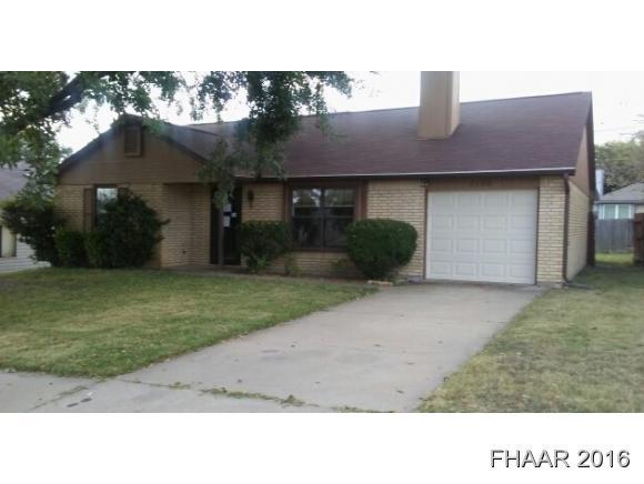 Photo of 2208 Woodlands Drive  Killeen  TX