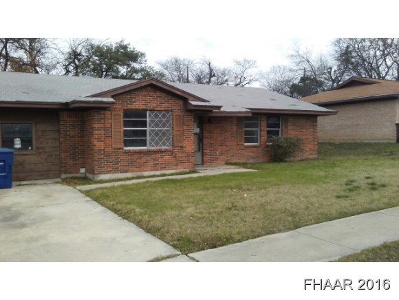 Photo of 929 Edwards Street  Copperas Cove  TX