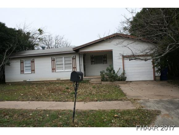 Photo of 1004 S 13th Street  Copperas Cove  TX
