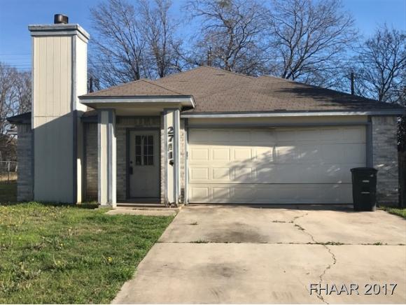 Photo of 2711 Taft Street  Killeen  TX