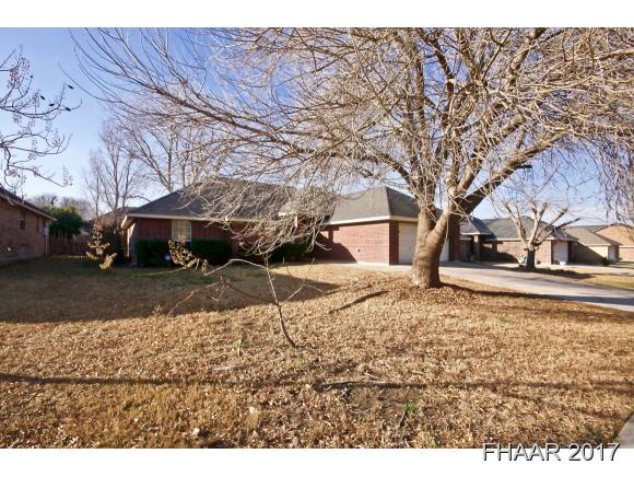 Photo of 408 Gina Drive  Harker Heights  TX