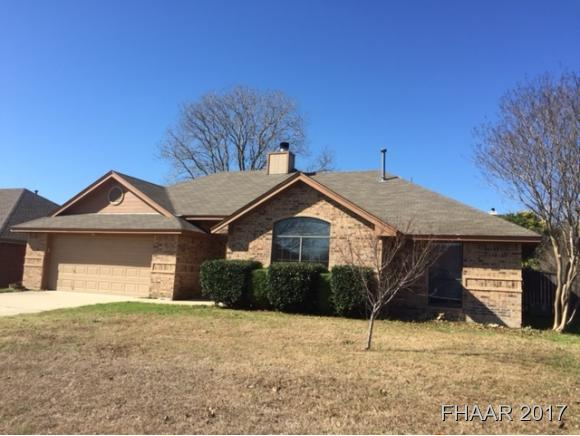Photo of 1102 Chablis Drive  Harker Heights  TX