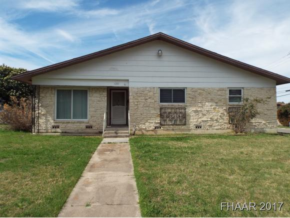 Photo of 1201 Meadow Drive  Killeen  TX