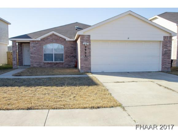 Photo of 2903 John Porter Drive  Killeen  TX