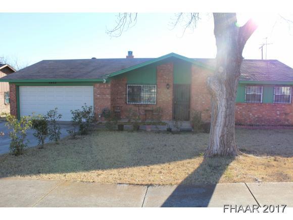 Photo of 2602 Silverhill Drive  Killeen  TX