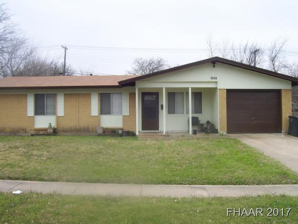 Photo of 1410 Leader Drive  Killeen  TX