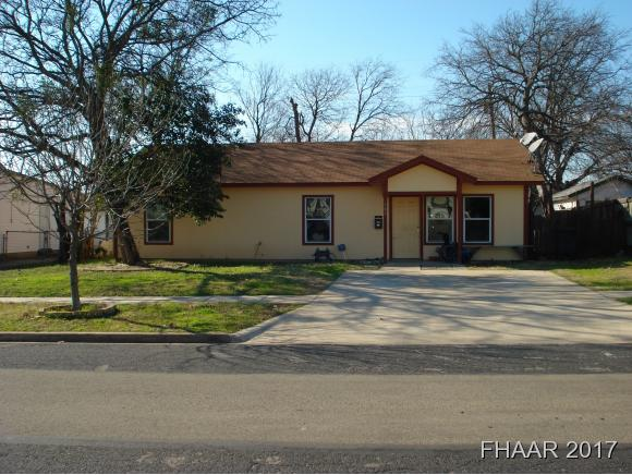 Photo of 305 Carter Street  Killeen  TX