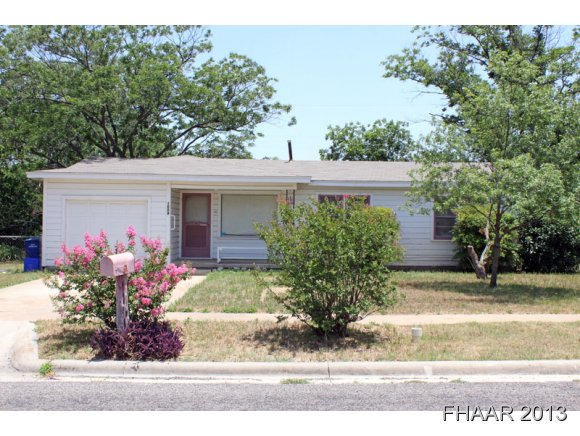 Photo of 1009 S 5th Street  Copperas Cove  TX