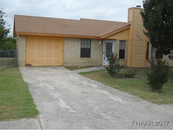 Photo of 3111 Panhandle Drive  Killeen  TX