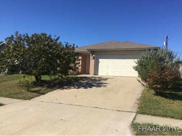 Photo of 1301 Fox Creek Drive  Killeen  TX