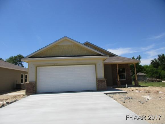 Photo of 604 Briggs Street  Lampasas  TX