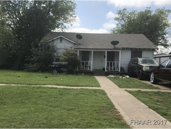 Photo of 1102 W Green Avenue  Killeen  TX