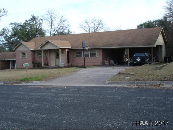 Photo of 1306 W Avenue A  Lampasas  TX
