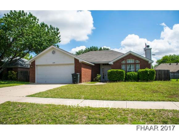 Photo of 4703 Chantz  Killeen  TX