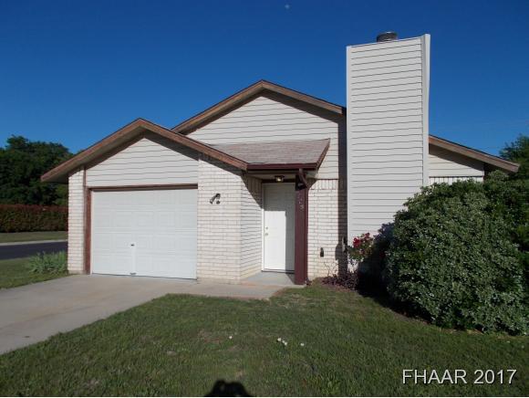 Photo of 2108 Silverhill Drive  Killeen  TX
