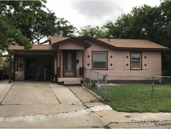 Photo of 2905 Taft Street  Killeen  TX