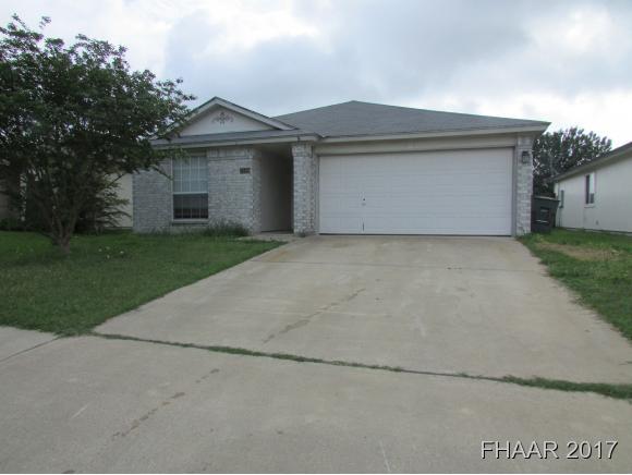 Photo of 2806 Blackburn Drive  Killeen  TX