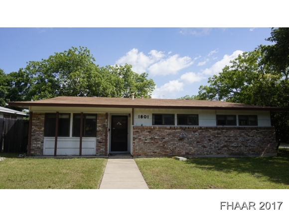 Photo of 1801 Crestview Drive  Killeen  TX