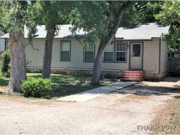 Photo of 504 N Spring Street  Lampasas  TX