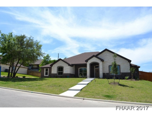 Photo of 1504 Harvest Drive  Nolanville  TX